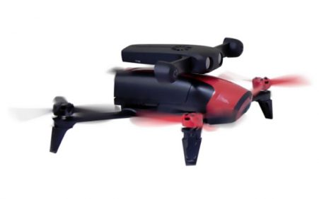 Parrot S.L.A.M.dunk met Ubuntu/ROS, alleen voor drones?