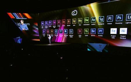 Adobe MAX 2016 presenteert het nieuwe Adobe Creative 2017